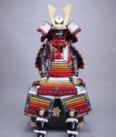 赤糸裾濃威 稚児鎧
